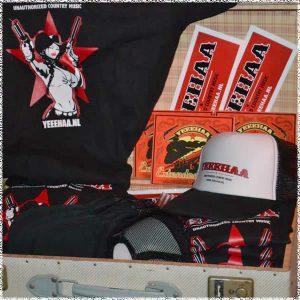 Yeeehaa merchandise